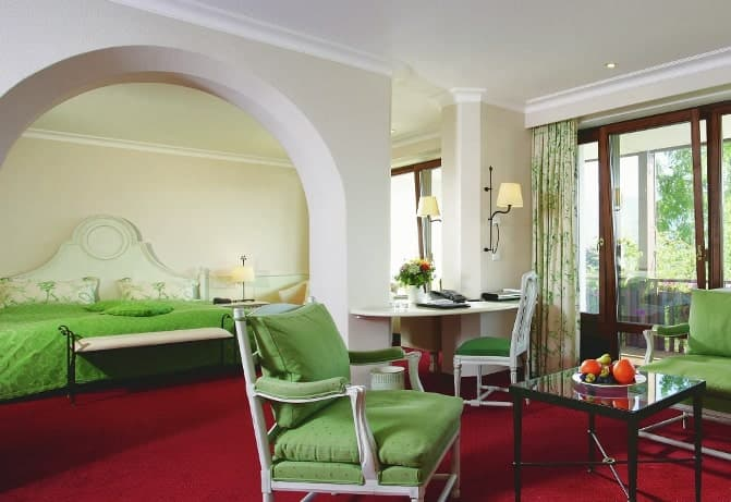 suite hotels murnau